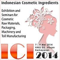 Indonesia Cosmetic Ingredients Exhibition | News